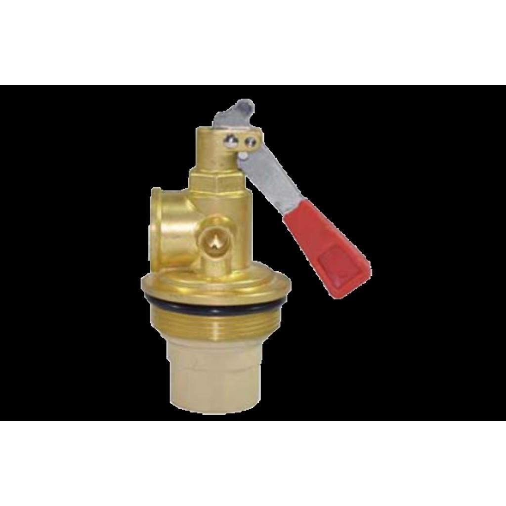 Válvula Extintor ABC 25 y 50kg